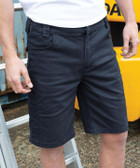 Result Work-Guard Stretch Slim Chino Shorts - RS471