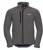 Ramtech Russell Soft Shell Jacket 140M - Logo Left chest an back