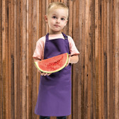 Children's Bib Apron No Pocket - PR149