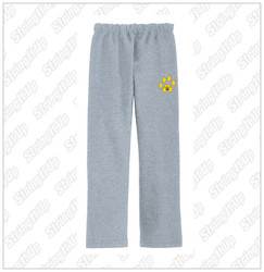 Oquenock Adult Sweatpants Grey