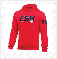 CSH JV Basketball Nike Club Fleece Pullover Hoodie