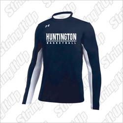 Huntington Basketball Under Armour Trifecta Long Sleeve