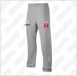 CSH Girls Lacrosse Nike Club Fleece Pants - Grey