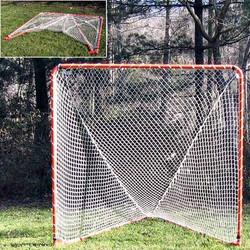 Folding Lacrosse Goal