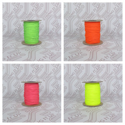 100 YD Crosslace Spool: Neon