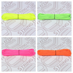 10 YD Sidewall Section: Neon