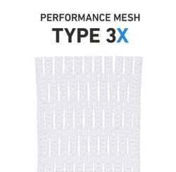 String King Type 3X Mesh Stringing