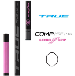 True Comp 4.0 Gecko Grip Driver Lacrosse Shaft