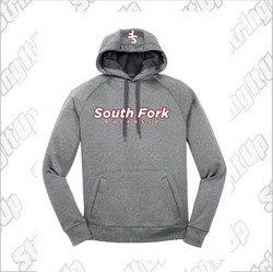 South Fork Performance Tech Hoody - Grey