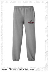 SHYLax Heather Grey Sweatpants - YOUTH