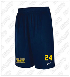 NY'S Finest Nike Team Fly II Shorts