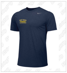 NY'S Finest Nike Short Sleeve Legend Tee