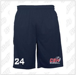 Badger Sport Blend Shorts