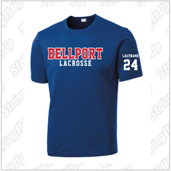 Bellport Sport-Tek® PosiCharge® Competitor™ Short Sleeve Tee