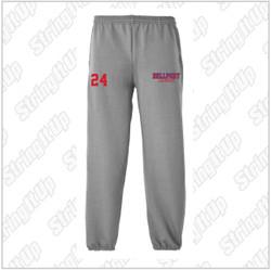 Bellport Port & Company® - Essential Fleece Sweatpant with Pockets