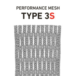String King 10D Type 3S Mesh Silver
