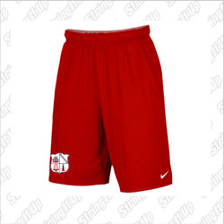 CSH Tennis 2 Pocket Dri-Fit Shorts - Red