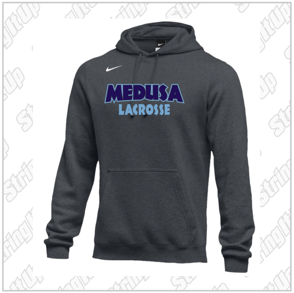 6c138f1bfc6c Medusa Nike Club Fleece Pullover Hoodie - YOUTH - String It Up s Store