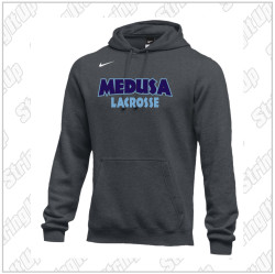 Medusa Nike Club Fleece Pullover Hoodie - YOUTH