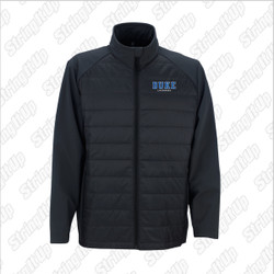 Duke Men's Vantage Apparel Hybrid Jacket