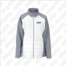 Duke Women's Vantage Apparel Hybrid Jacket