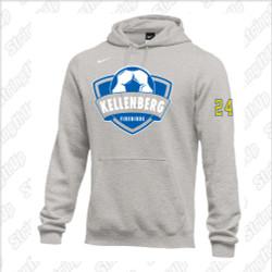 Kellenberg Nike Club Fleece Pullover Hoodie