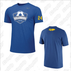 Kellenberg Nike Short Sleeve Legend Tee - Youth
