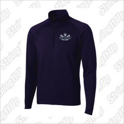 HVLax Sport-Tek® Sport-Wick® Stretch 1/2-Zip Pullover