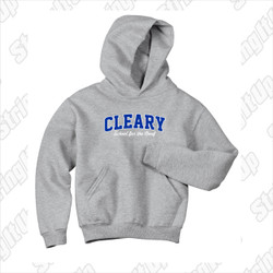 Cleary School Youth Hoodie
