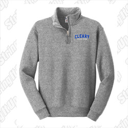 Cleary School Youth 1/4-Zip Sweatshirt