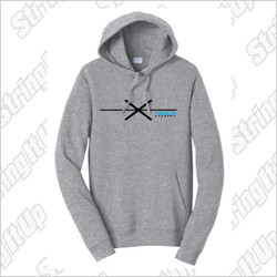 Fogo Lax Academy Port & Company Fan Favorite Hoody