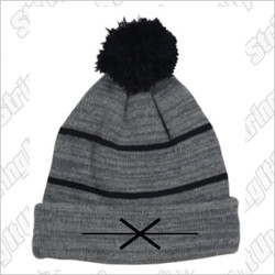 Fogo Lax Academy Outdoor Cap Winter Beanie