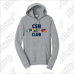 CSH International Club Port & Company Fan Favorite Hoody