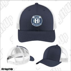 Team Huntington Sport-Tek Retro Trucker Cap