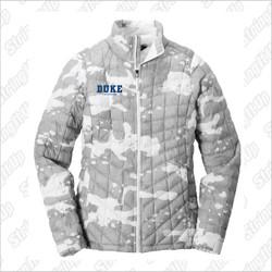 Duke Women's The North Face® ThermoBall™ Trekker Jacket