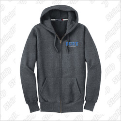 Duke Sport-Tek® Men's  Super Heavyweight Full-Zip Hoody