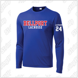 Bellport Sport-Tek® PosiCharge® Competitor™ Long Sleeve Tee
