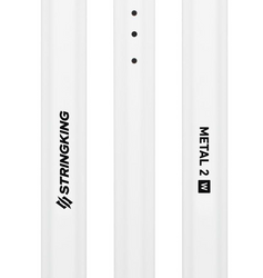 String King 2W Women Metal Shaft White