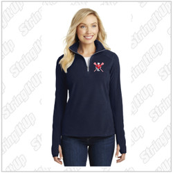 CSH Ladies Port Authority® Microfleece 1/2-Zip Pullover