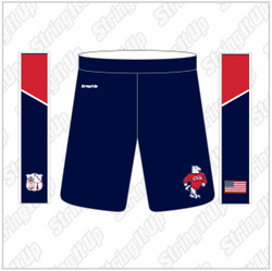 CSH Sublimated Lacrosse Shorts
