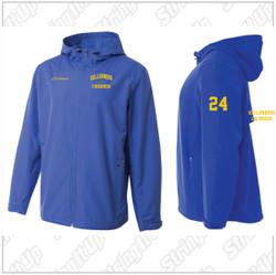 Kellenberg Lacrosse A4 Full Zip Jacket
