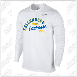 Kellenberg Nike Legend Long Sleeve Dri-Fit T-Shirt