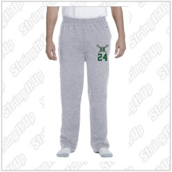 Wolf Pack Youth Champion - Double Dry Eco Open Bottom Sweatpants with Pockets