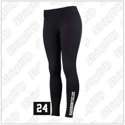 Harborfields Lacrosse Ladies Augusta Brushed Back Leggings