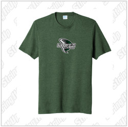 Harborfields Lacrosse Adult Port & Company ® Fan Favorite ™ Blend Tee