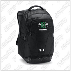Harborfields Lacrosse Under Armour Hustle 3.0 Backpack