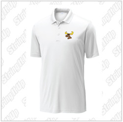 .MooseLax Adult Port Authority® Silk Touch™ Performance Polo