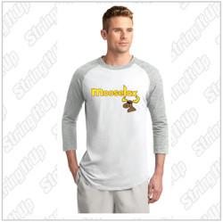 .MooseLax Adult Sport-Tek® Colorblock Raglan Jersey