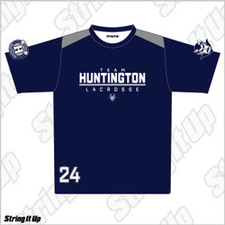 Team Huntington Official Team Shooting Shirt