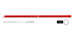Epoch Dragonfly Purpose S32 iQ9 Women's Shaft Red
